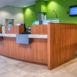 CPM Bank Teller Stations